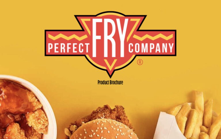 The Perfect Fry Company Brochure 1