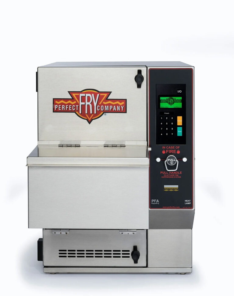 The Perfect Fry Fully Automatic Fryers 1